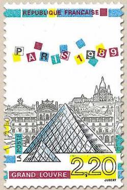 63 2581 21 04 1989 pyramide louvre