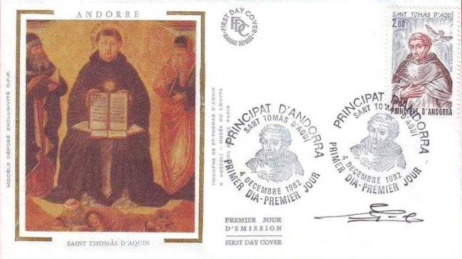 64 04 12 1982 saint thomas d aquin 1225 1274 docteur de l eglise