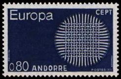 64 203 02 05 1970 europa violet