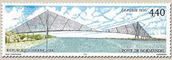 64 2923 1995 pont de normandie