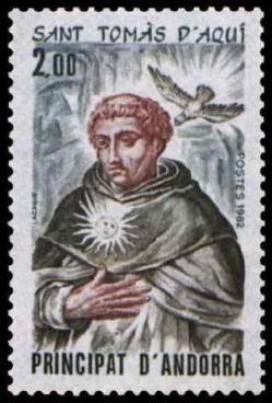 65 04 12 1982 saint thomas d aquin 1225 1274 docteur de l eglise1