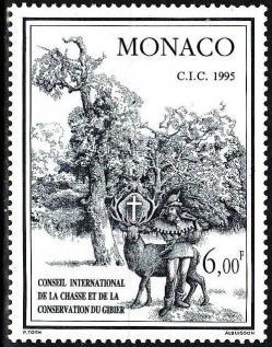 66 1994 1995 conseil international de la chasse