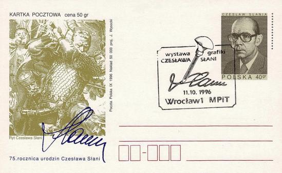 68 11 10 1996 50 ans de philatelie gravure sur acier