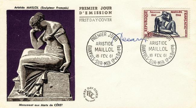 69 1281 16 02 1961 aristide maillol