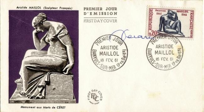 70 1281 16 02 1961 aristide maillol