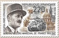 70 2499 28 11 1987 general leclerc 1