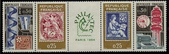 72 1414 1415 09 05 1964 philatec