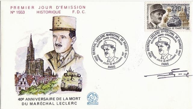 73 2499 28 11 1987 gl leclerc marechal de france 1