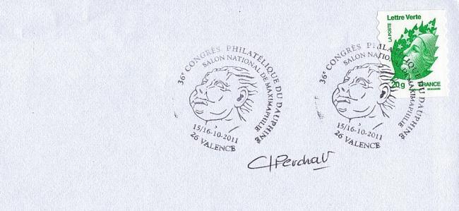73 36e congres philatelique du dauphine