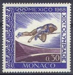 737 29 04 1968 mexico 1968