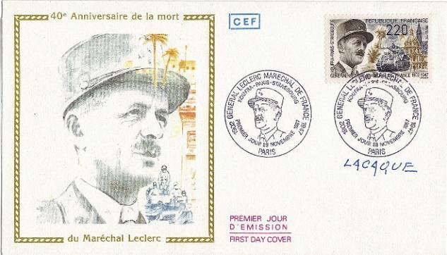 74 2499 28 11 1987 general leclerc1 1