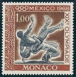 740 29 04 1968 mexico 1968