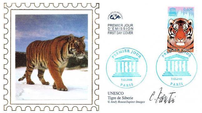 75 134 07 12 2006 unesco tigre de siberie