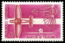 76 1341 12 05 1962 aviation de tourisme