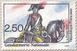 76 2702 01 06 1991 gendarmerie nationale