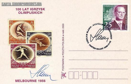 80 100 ans des jeux olympique melboure 1956