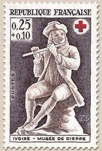 80 1540 18 12 1967 croix rouge 1