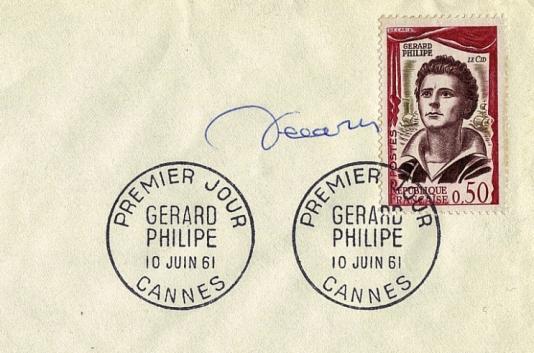 81 1305 10 06 1961 gerard philipe