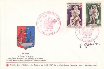 84 1540 18 12 1967 croix rouge 1