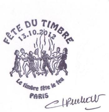 85 4688 13 10 2012 fete du timbre le feu