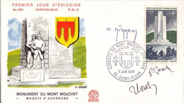 86 1604 07 06 1969 combats mont mouchet 1