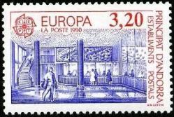 86 389 05 05 1990 etablissements postaux
