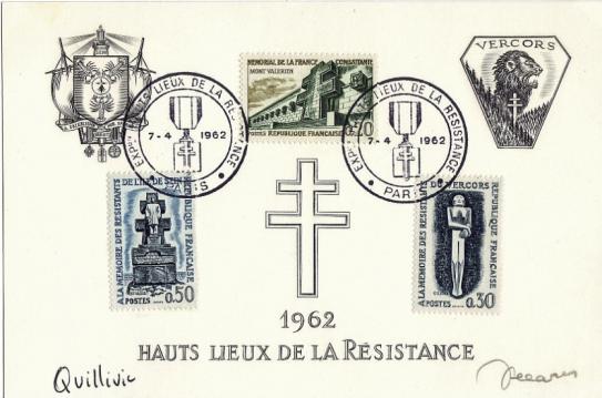 89 1335 07 04 1962 hauts lieux de la resistance