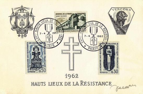 90 1335 07 04 1962 hauts lieux de la resistance