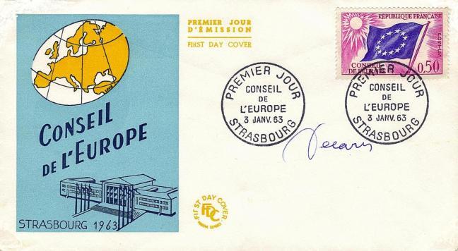 92 32 03 01 1963 conseil de l europe
