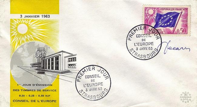 93 32 03 01 1963 conseil de l europe