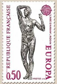 95 1789 20 04 1974 europa rodin 1