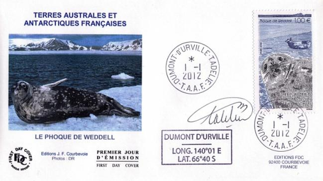 95 608 01 01 2012 phoque de wedell