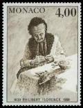 96 1693 07 09 1989 sesquincentenaire de la naissance de peintres celebres philibert florence peintre monegasque