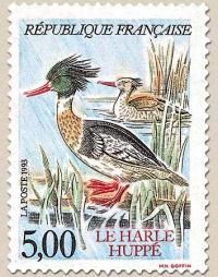99 2788 06 02 1993 le harle huppe