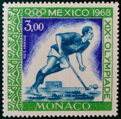 Pa92a 29 04 1968 mexico 1968